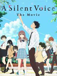 A Silent Voice (2016) poster