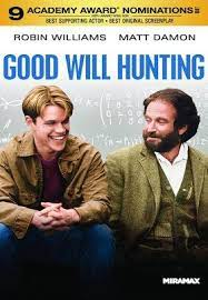 Good Will Hunting Movie poster