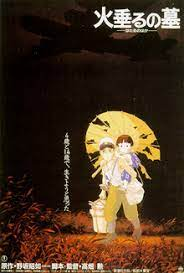 Grave Of Fireflies Chinese Poster