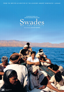 Swades movie poster 2004