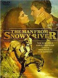 The Man from Snowy River-Donjii.com