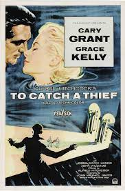 To Catch a Thief (1955) movie poster