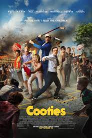 Cooties (2014) movie poster