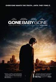 Gone Baby Gone (2007) movie poster