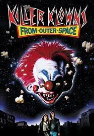 Killer Klowns from Outer Space (1988) movie poster