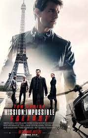movies like atomic blonde - Mission Impossible tom cruise poster