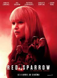 Red Sparrow (2018) movie poster