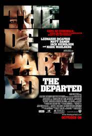 The Departed (2006) movie poster