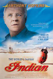 The World's Fastest Indian (2005) movie poster