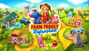 best time management game - Farm Frenzy Free