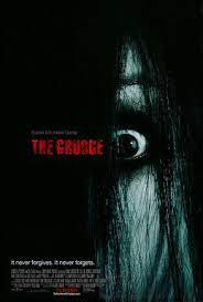 The Grudge movie poster (2004)