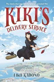 Best Furry Movies on Netflix -Kiki's Delivery Service